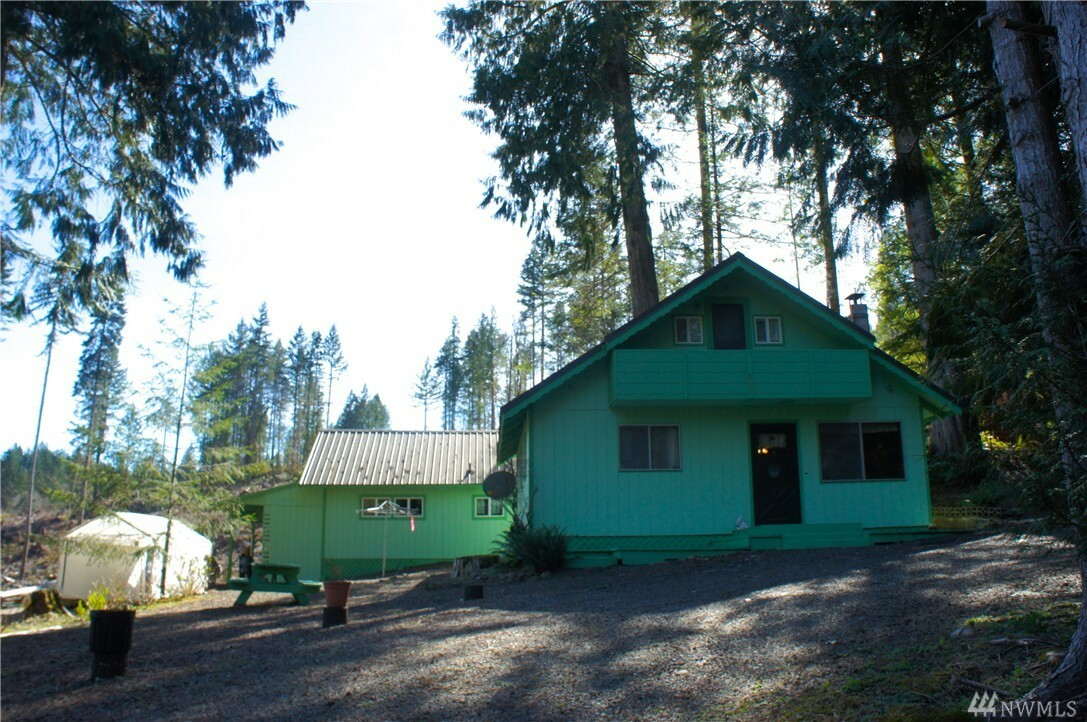951 Mountain Trail Rd, Brinnon, WA - USA (photo 2)