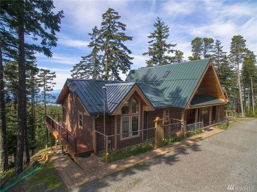 94 Roberts Point Trail, Orcas Island, WA - USA (photo 1)