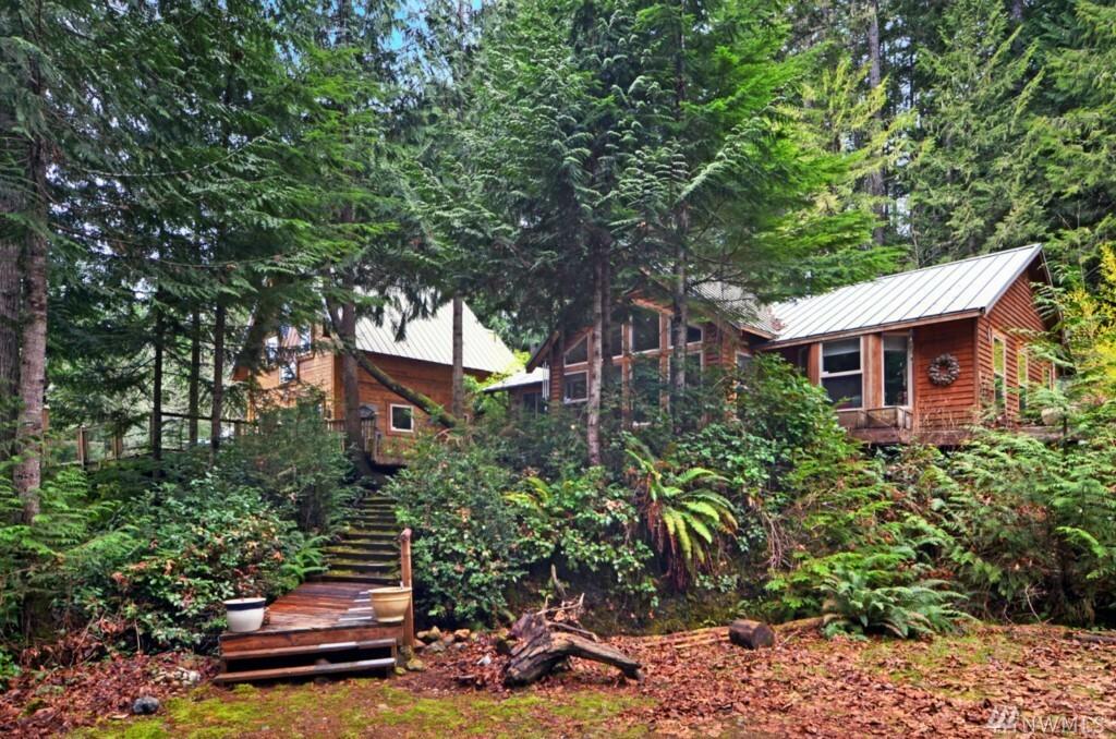 713 Forest Dr, Brinnon, WA - USA (photo 2)