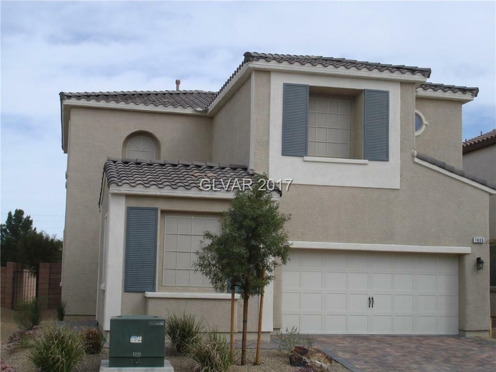 1000 Via Stellato Street, Henderson, NV - USA (photo 1)