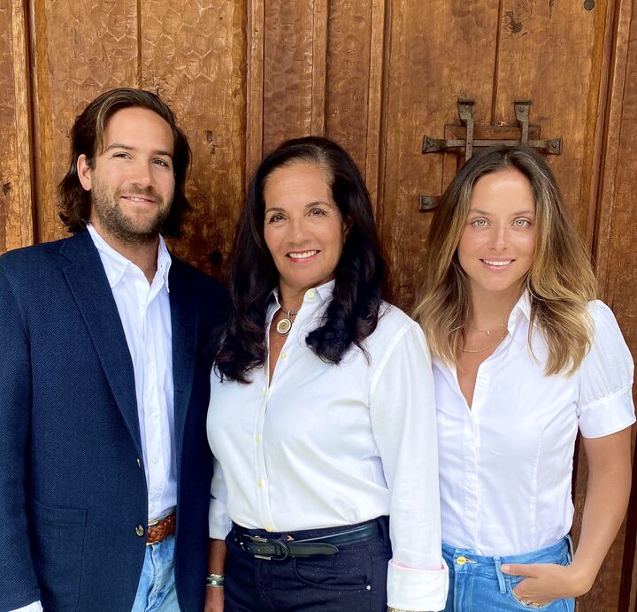 Denise, Grant & Julia Villeneuve, Realtor® in Menlo Park, Intero Real Estate