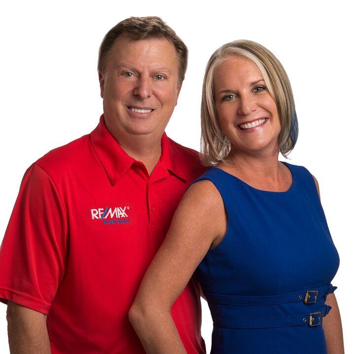 Keith and Tina Slater