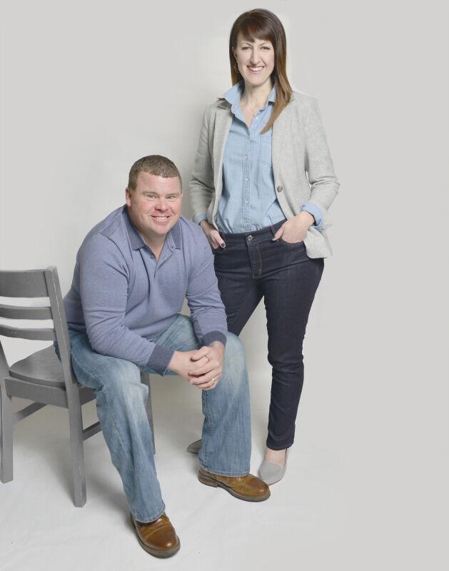 Kellie and Adam Shane, Broker in Peoria, Jim Maloof Realtor