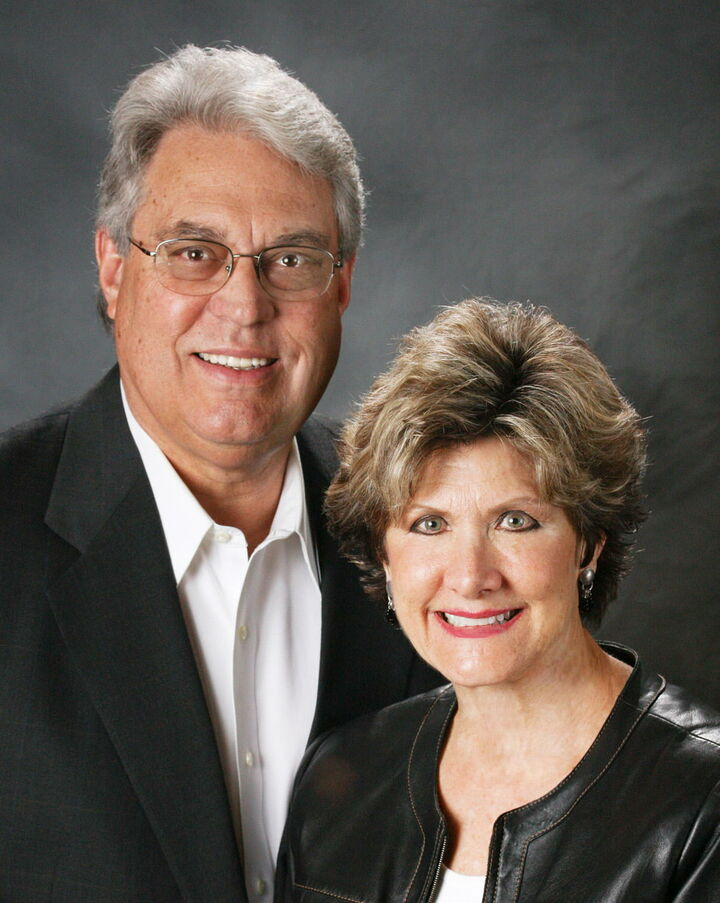 Steve and Shirley Vance