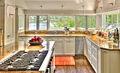 Kitchen/deck