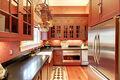 Caterer's kitchen